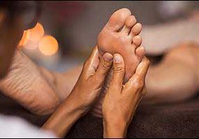 Reflexology foot massage Key Largo, Florida